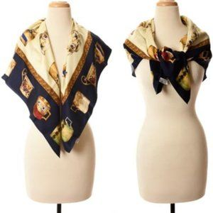 Smithsonian Echo Museum Collection Silk Scarf